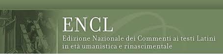 Edizione Nazionale Commenti Classici Latini